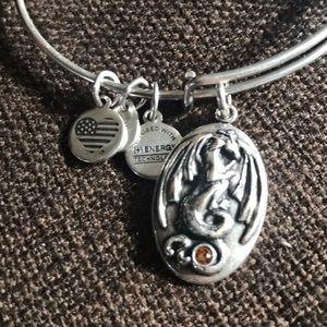 Alex and Ani Dragon bracelet